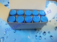 4kits Human growth hormone online blue top 100iu/kit hgh injecti