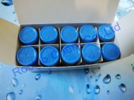5kit blue top HGH 10iu/vial /blue 99%muscle building supplements